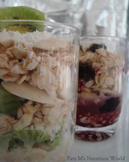 Overnight oats med chiafrø