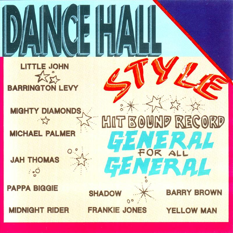 Barrington Levy Dances Are Changing