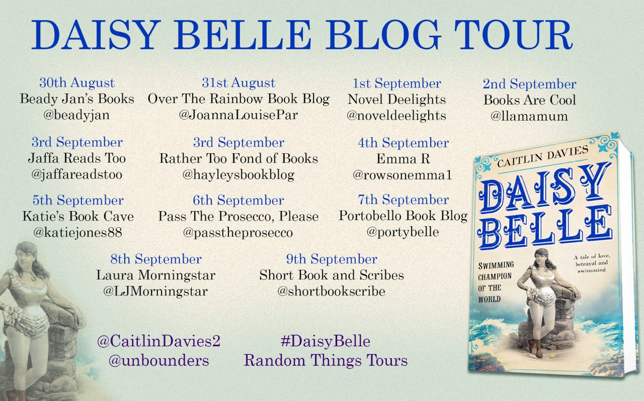 Daisy Belle Blog Tour