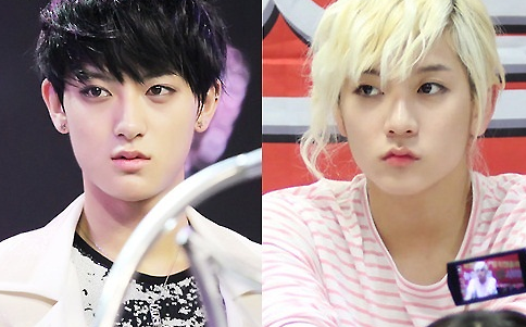 Ren and Tao look a like. | Kpopselca Forums