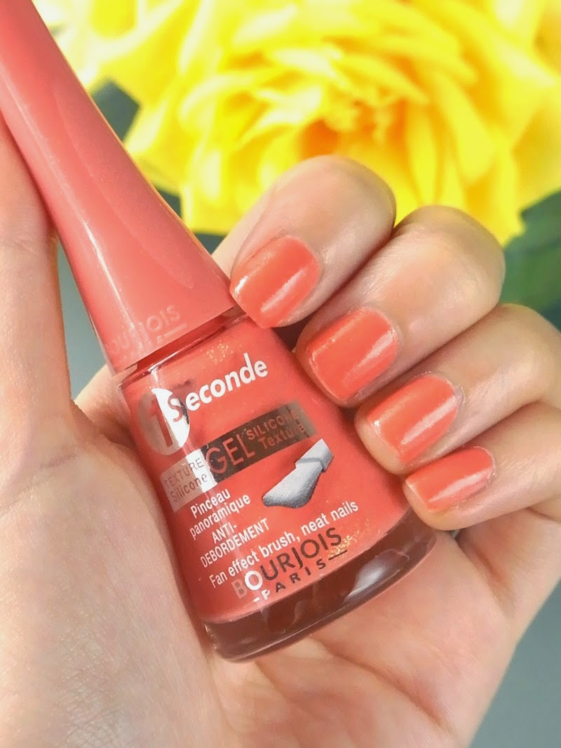 Bourjois Nail Polish Collection - The Beauty Maniac in Tokyo