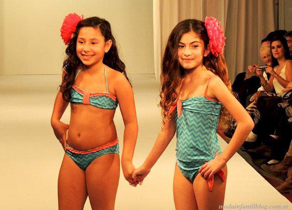bikinis niñas luz de mar verano 2014