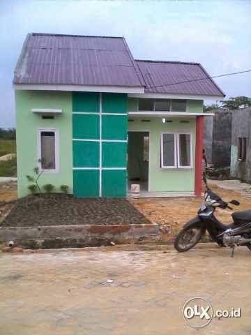 disain rumah sederhana minimalis 1 keluarga