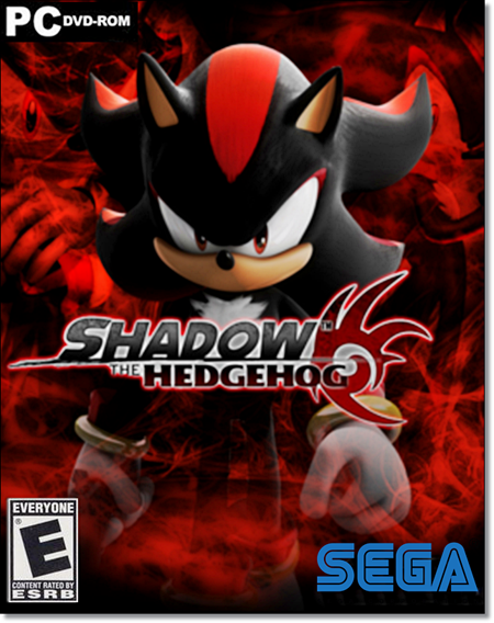 shadow the hedgehog скачать