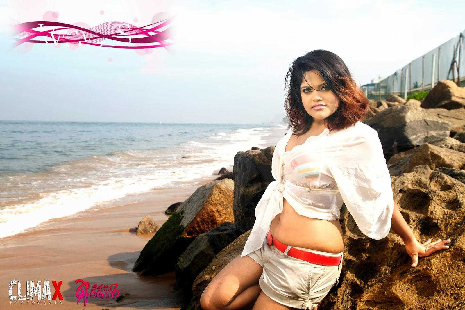 Shalini Nanayakkara hot