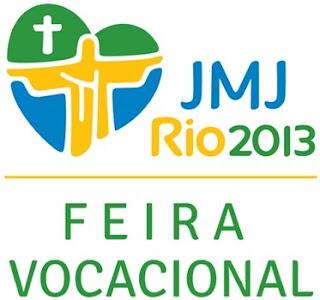 #JMJRio2013: Pontifícias Obras presentes na Feira Vocacional