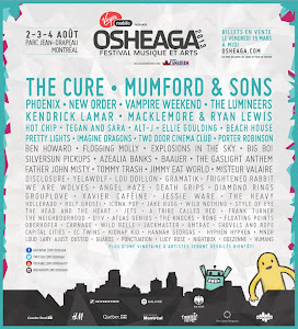 OSHEAGA | KENDRICK LAMAR | BIG BOI | August 2 - 3 - 4