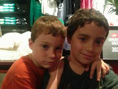 Juan & Miles