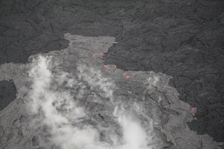 Creeping Lava Flow