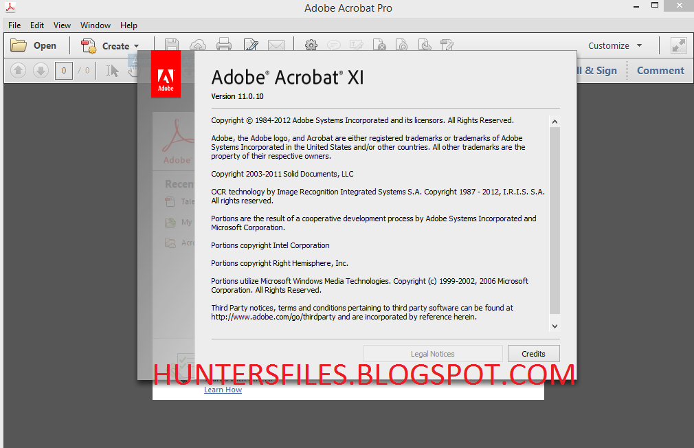 Adobe Acrobat XI Pro 11.0.10 Full with Patch