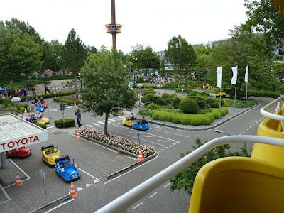Attraktioner på Legoland, sista delen