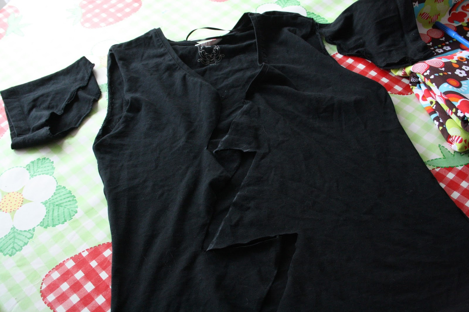 dramina upcycling dienstag bolt n bow shirt. Black Bedroom Furniture Sets. Home Design Ideas