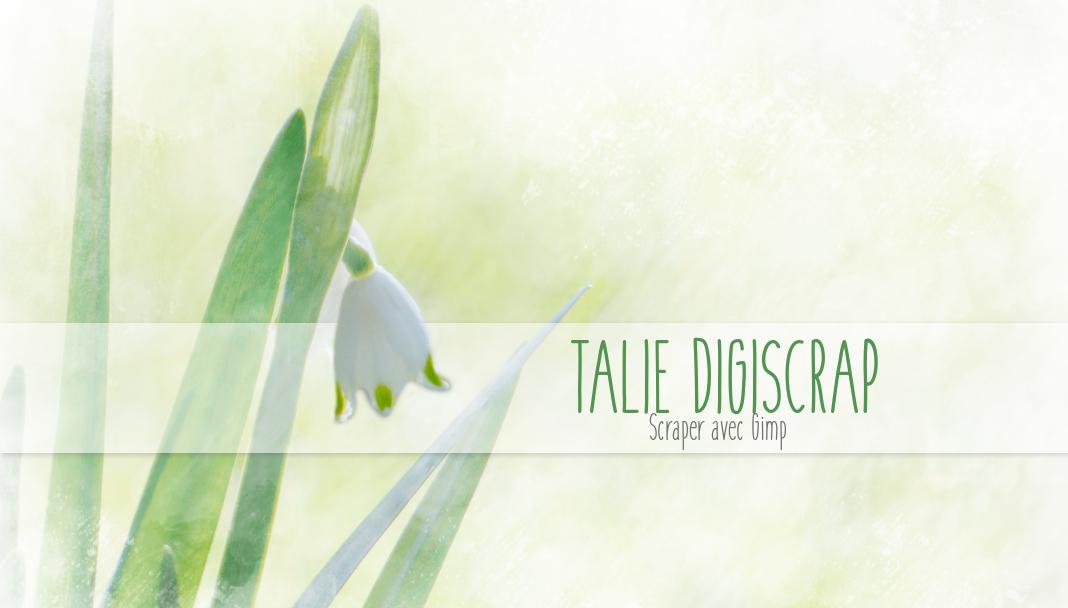 Talie Digiscrap