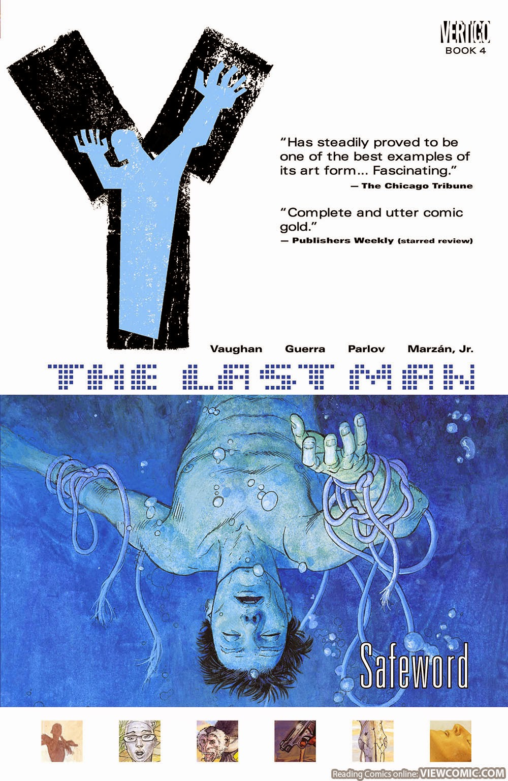 Y – The Last Man vol. 04 – Safeword (2004) …