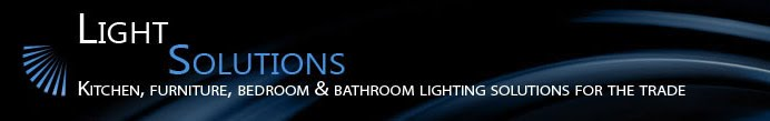 LightSolutions - Furniture lighting, cabinet display lighting, LED kitchen lighting
