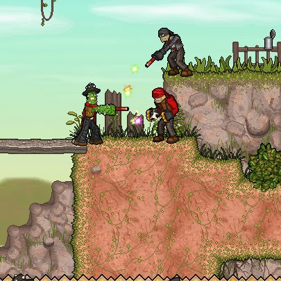 Cactus McCoy 2 FLASH GAME