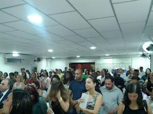 Culto de celebração a Jesus!