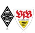 Mönchengladbach - VfB Stuttgart