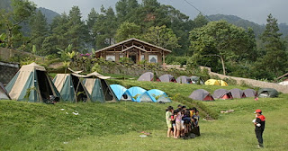 Camping Ground di Ciburial Puncak