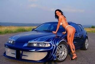 Carros Tunados E Mulheres Lindas