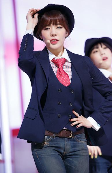 SNSD Sunny Mr Mr Live M! Countdown 140306