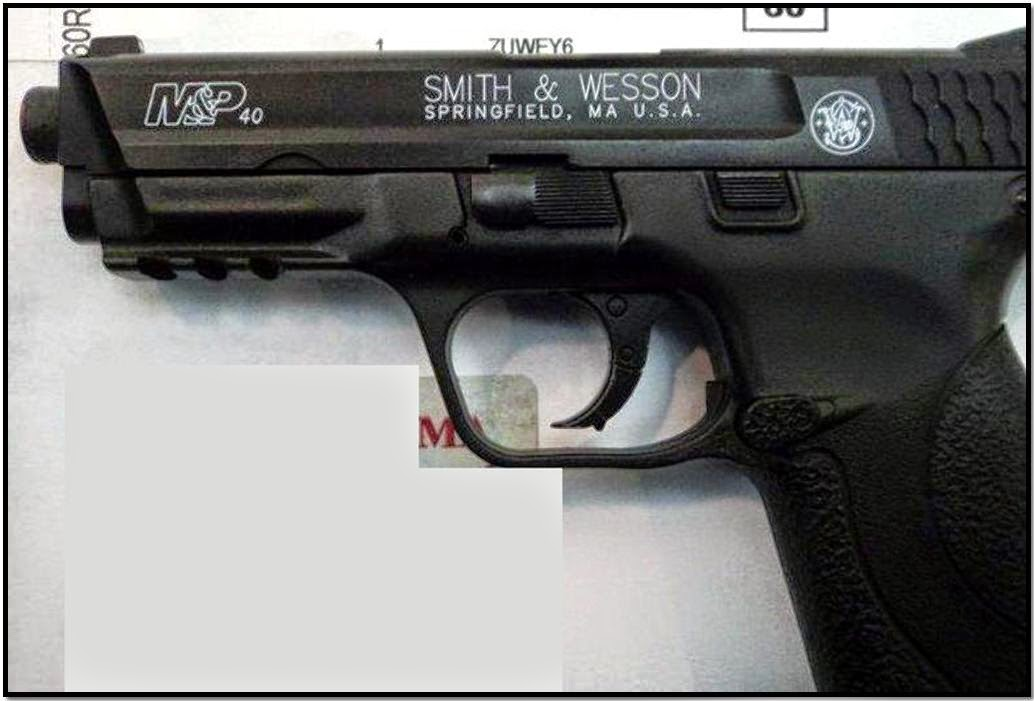 Airsoft gun discovered in carry-on bag at BHM.