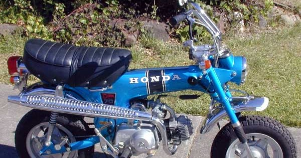Honda St70 Motorcycle Wiring Diagram