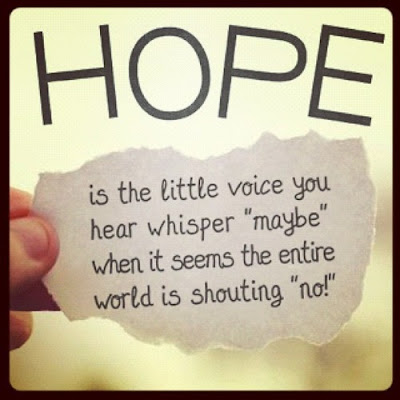Quotes and Sayings about Hope