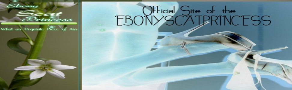 The Official Site of the Ebony Scat Princess