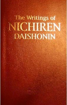 WRITINGS OF NICHIREN DAISHONIN. VOLUME I  (1/172).