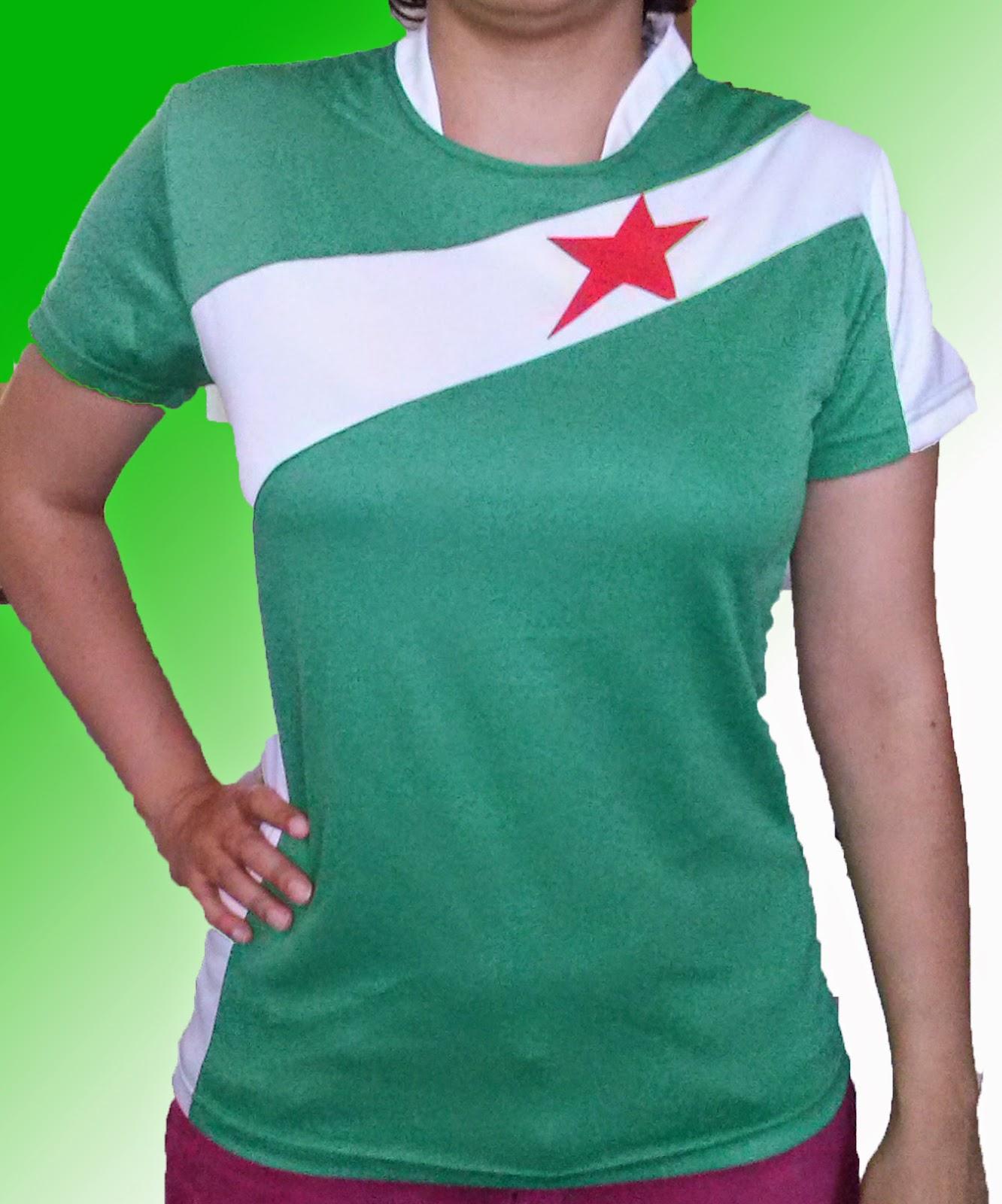Camiseta Arbonaida mujer