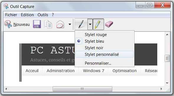 pc astuces outils cach s sous windows 7 vista xp que vous ne connaissez peut tre pas encore. Black Bedroom Furniture Sets. Home Design Ideas