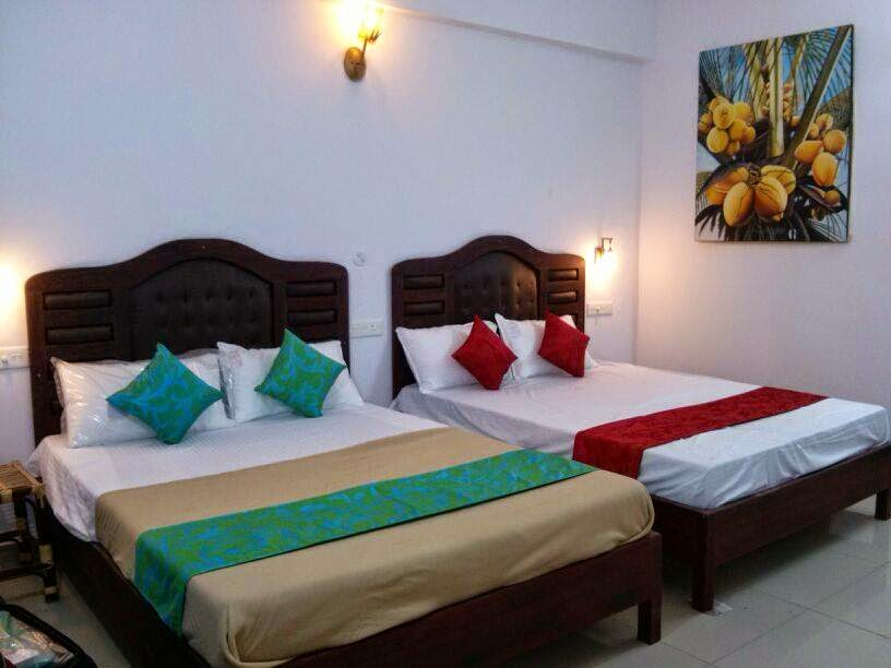 thekkady homestays resorts