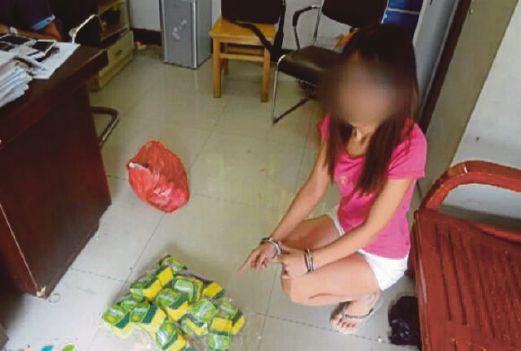 Polis Thailand Tumpas Penyeludupan Dadah Bernilai RM100 Juta Ke Malaysia