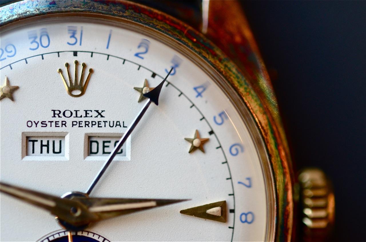Jam Tangan Kuno Fenomena Unik Dalam Mengoleksi Rolex