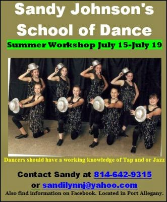 7-15/19 Summer Workshop