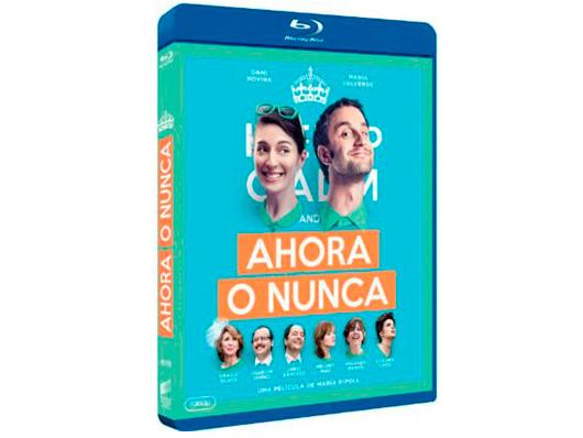 A la venta 'Ahora o nunca' en DVD y Blu-ray