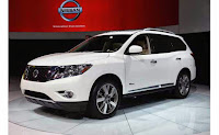 Meet 2014's Family Car New Nissan Pathfinder