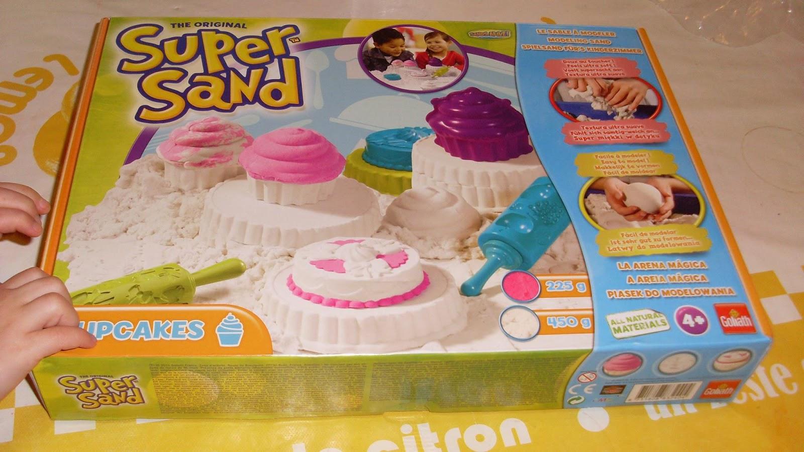 blog de maman deuxfoismaman parent et enfants super sand le sable magique qui l 39 est. Black Bedroom Furniture Sets. Home Design Ideas