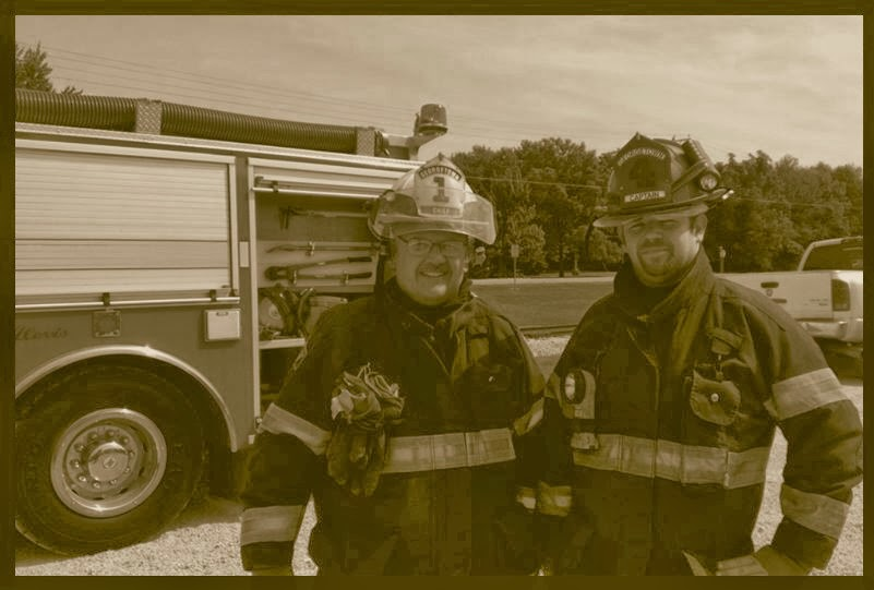 Georgetown VFD: The ChiefHubby & FFCaptSon