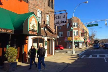 Queens Crap: Chalet Alpina to become Peruvian restaurant