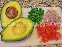 Guacamole - Sos de avocado preparare reteta