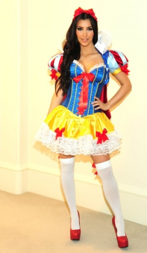i thought to buy the same costume kim kardashian had wone my search took me to some online stores where i could get this snow white costume and my search