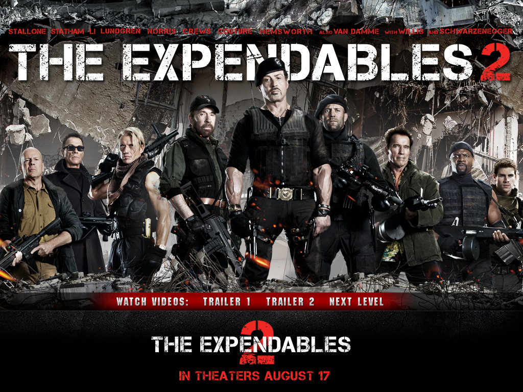 free download the expendables 2 powerpoint backgrounds and