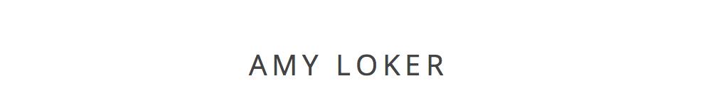 AMY LOKER