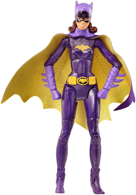 San Diego Comic-Con 2015 Exclusive Batman '66 Batgirl Action Figure by Mattel x Toys R Us