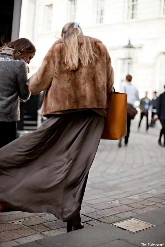 styledeityinathens: London Fashion Week