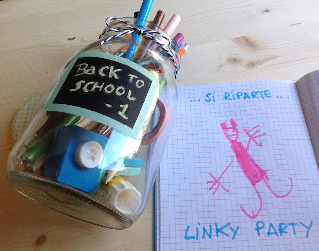 Linky party back to school by the creative factory