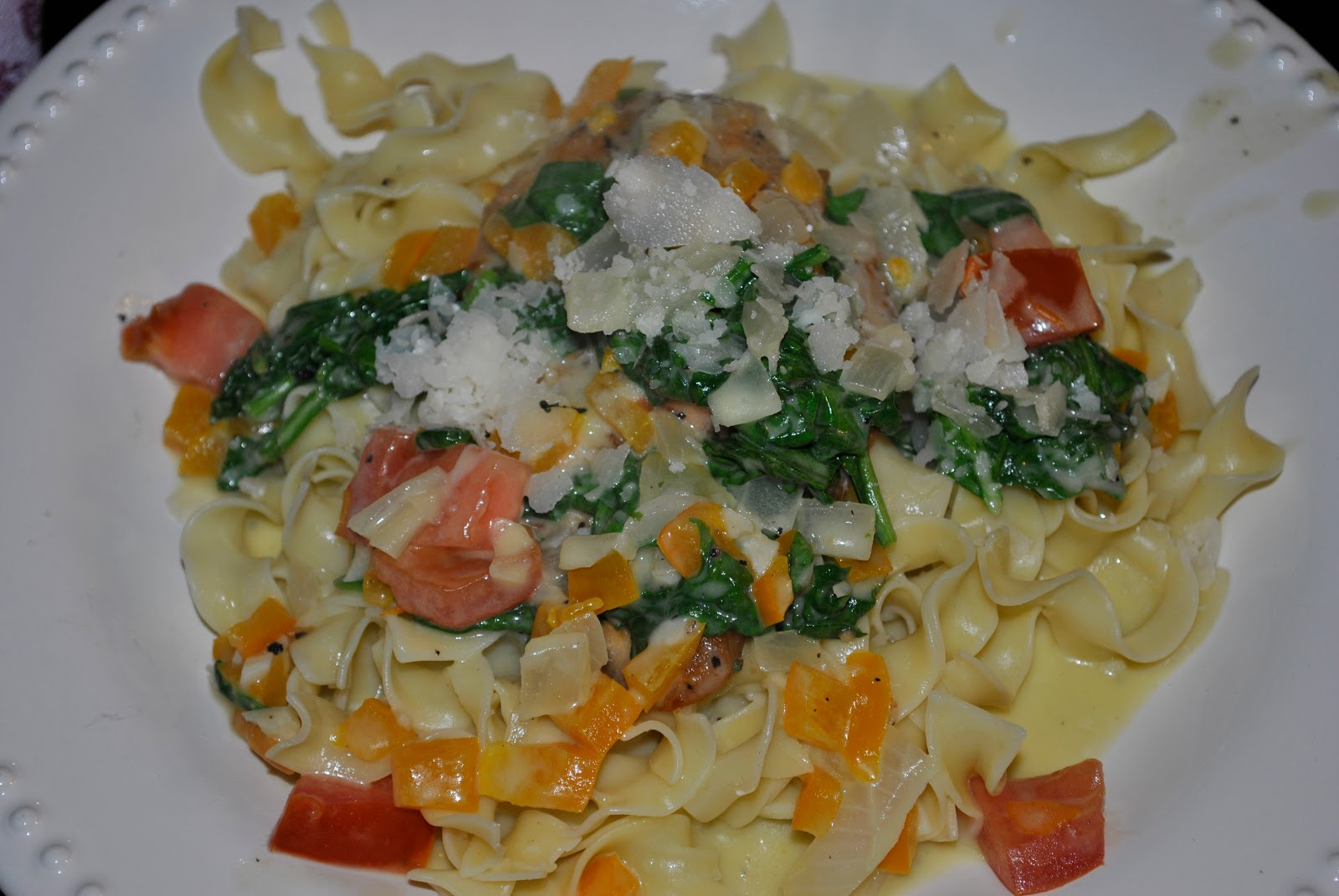 how to cook italian egg noodle