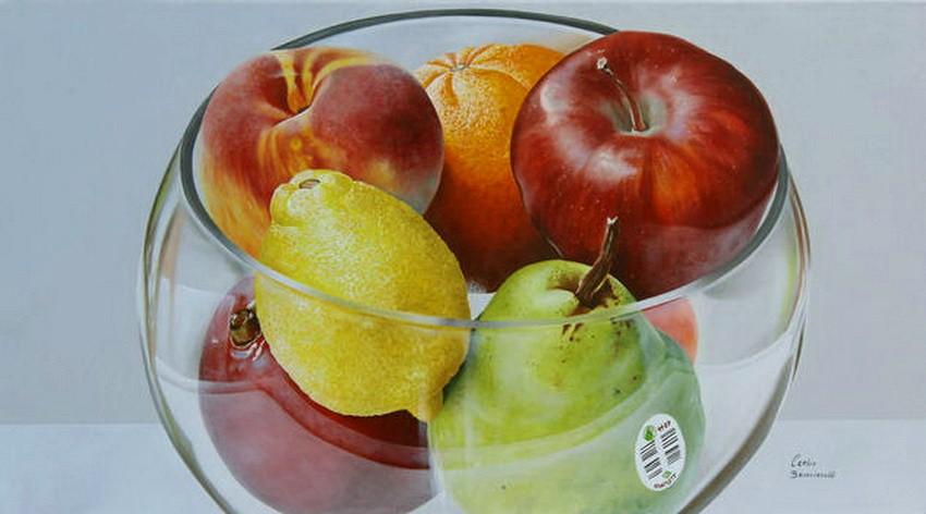 Cuadros con Frutas